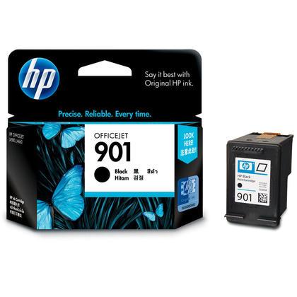 HP 901 cartouche encre noire originale (CC653AN)