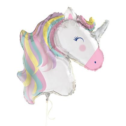 Unicorn Giant Foil Balloon 42