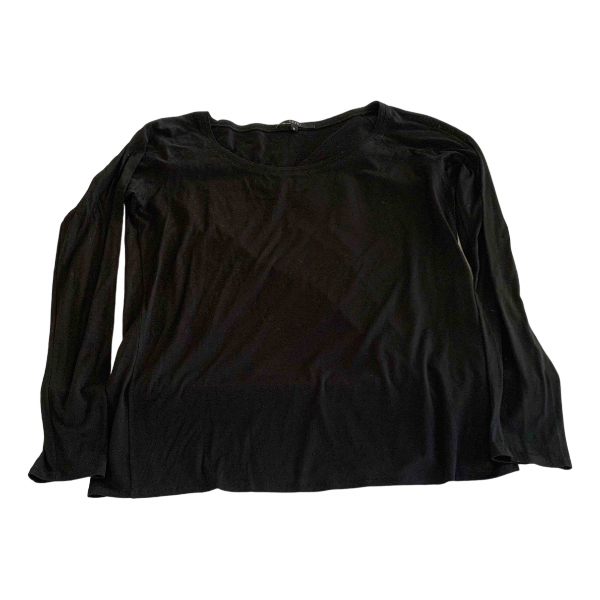 Gucci \N Black Cotton  top for Women M International