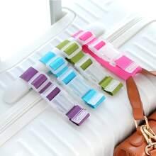 1pc Random Color Luggage Hanging Buckle