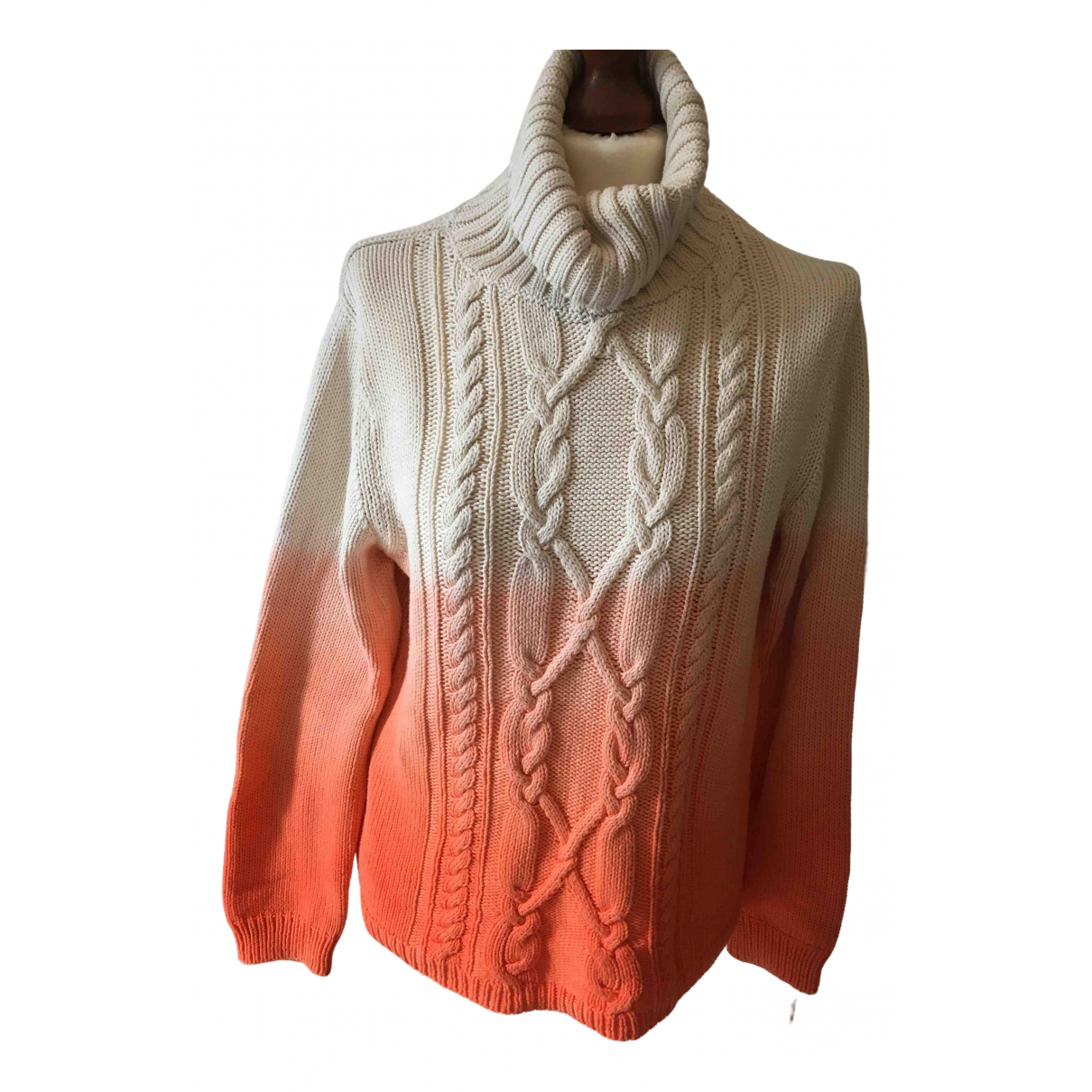 Marc Cain \N Multicolour Cotton Knitwear for Women L International