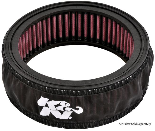 K&N E-4665DK Air Filter Wrap