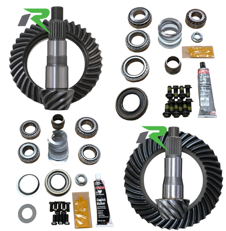 Revolution Gear and Axle REV-JL-200/186-488 JL Non-Rubicon D35/D30R 4.88 Ratio Gear Package (200MM-186MM)