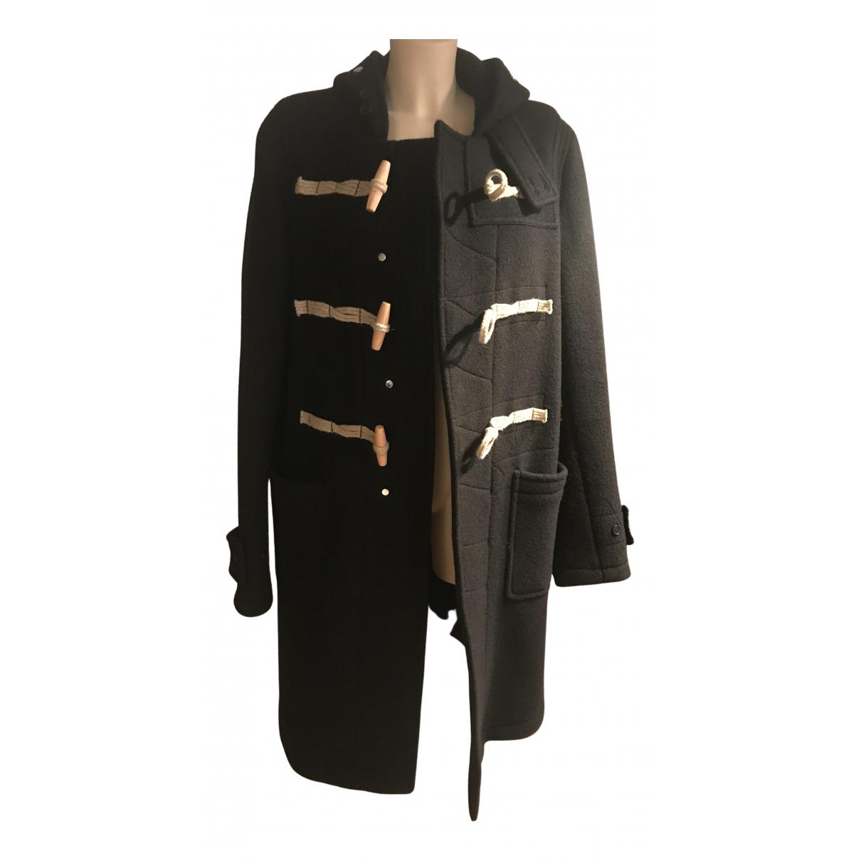 Givenchy - Manteau   pour homme en laine - bleu