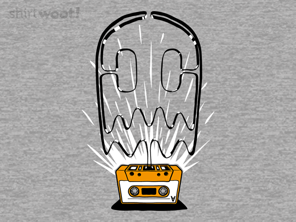 Ghost From The Past T Shirt