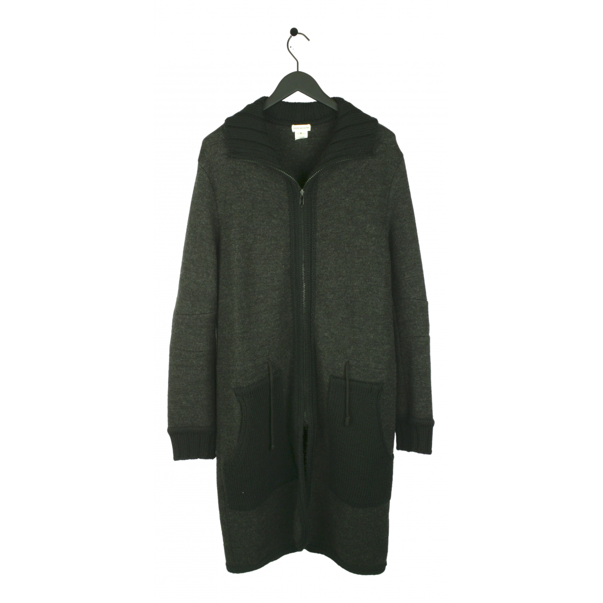 Dries Van Noten \N Grey Wool Knitwear & Sweatshirts for Men L International