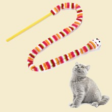 1pc Snake Shaped Cat Tail Teaser