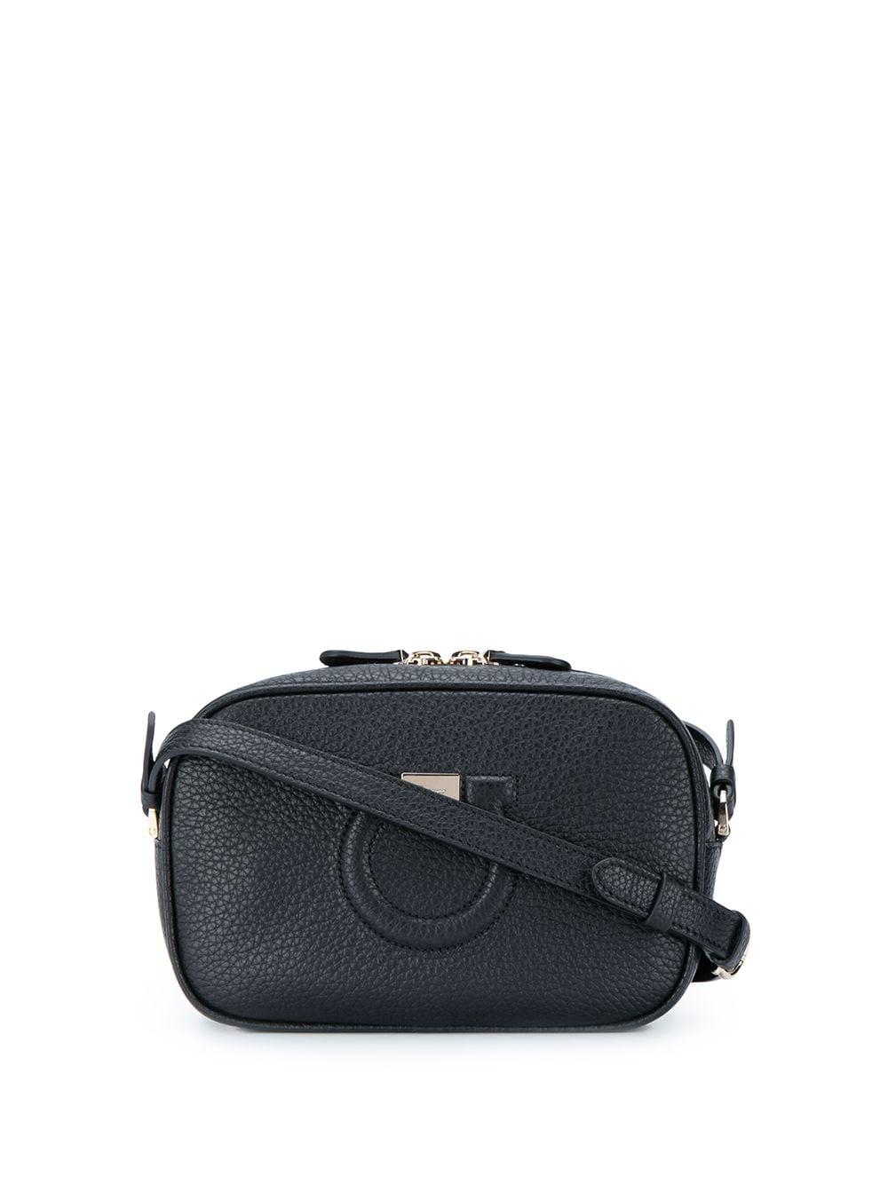 City Leather Crossbody Bag