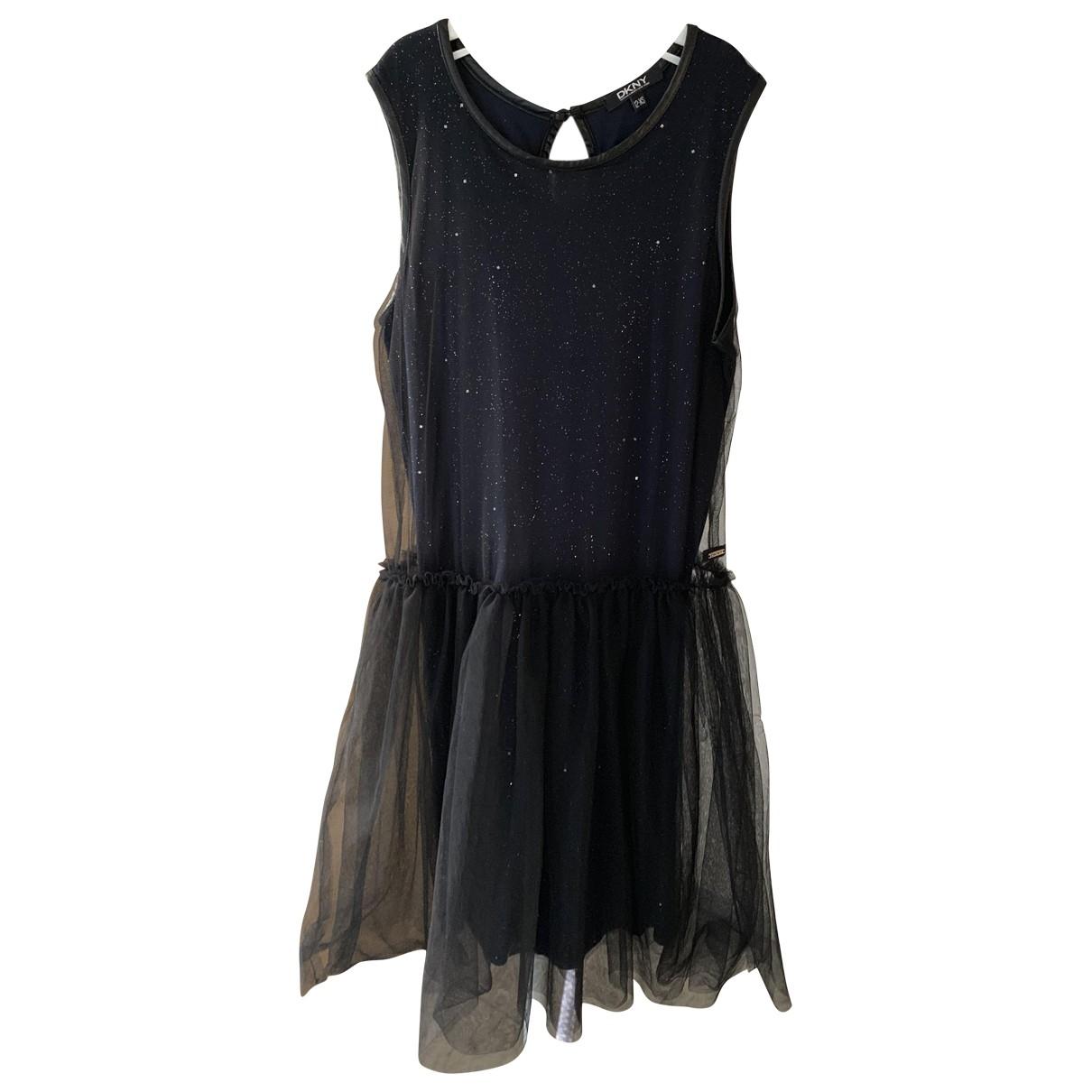 Maxi vestido Dkny