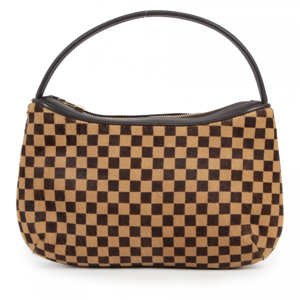 Bolso  Tigre de Piel de potro de imitacion Louis Vuitton