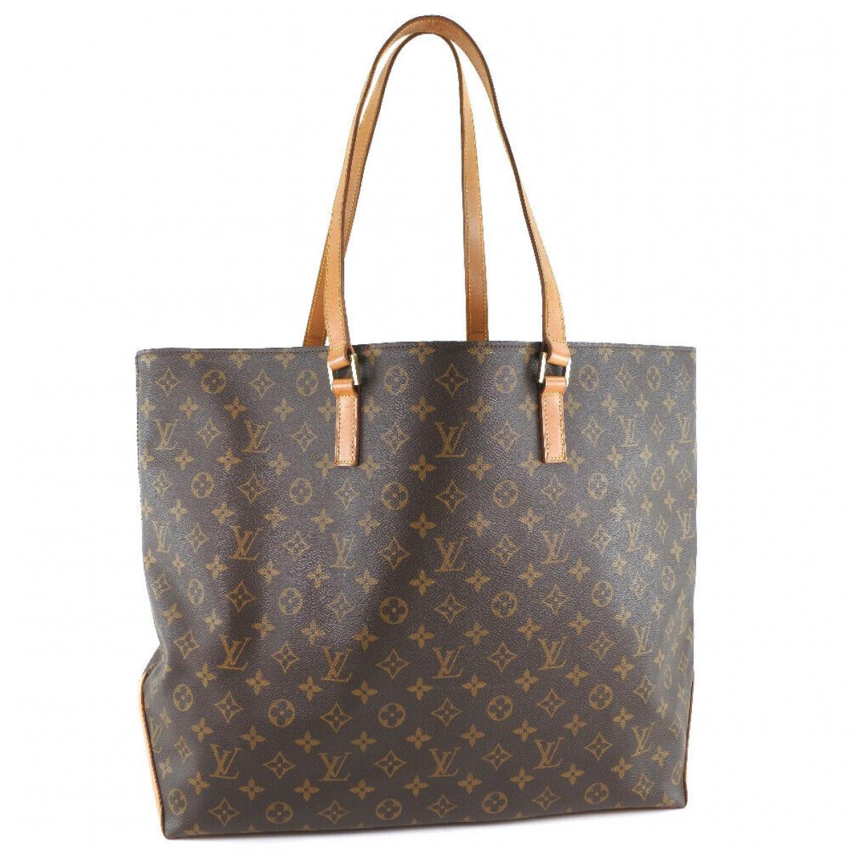 Cabas de Cuero Louis Vuitton