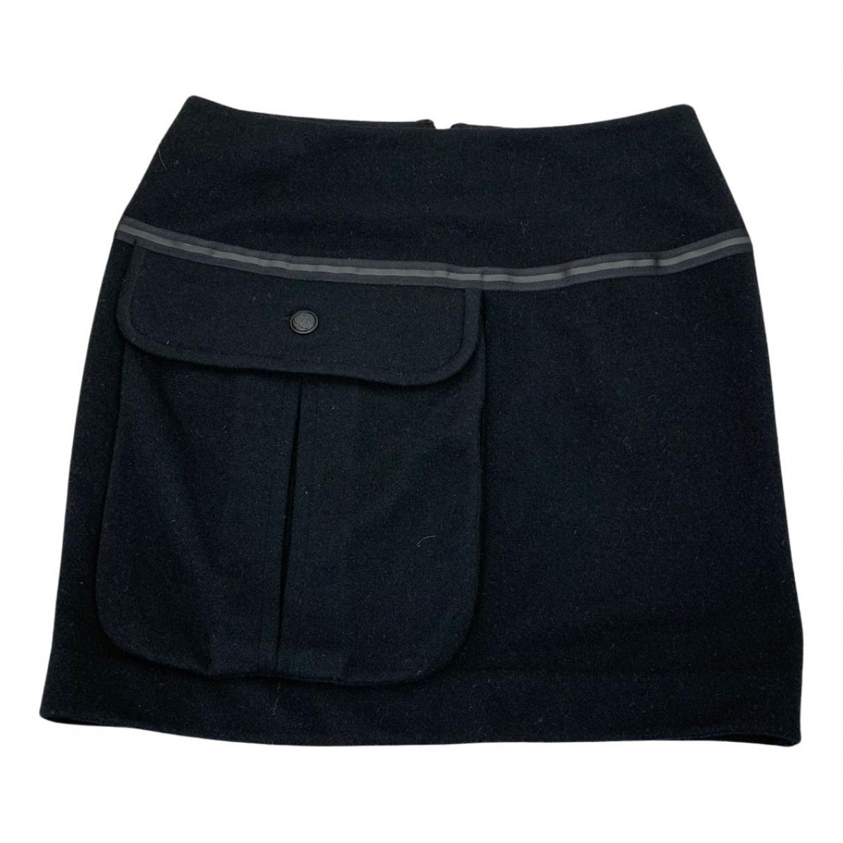 Chanel - Jupe   pour femme en cachemire - noir