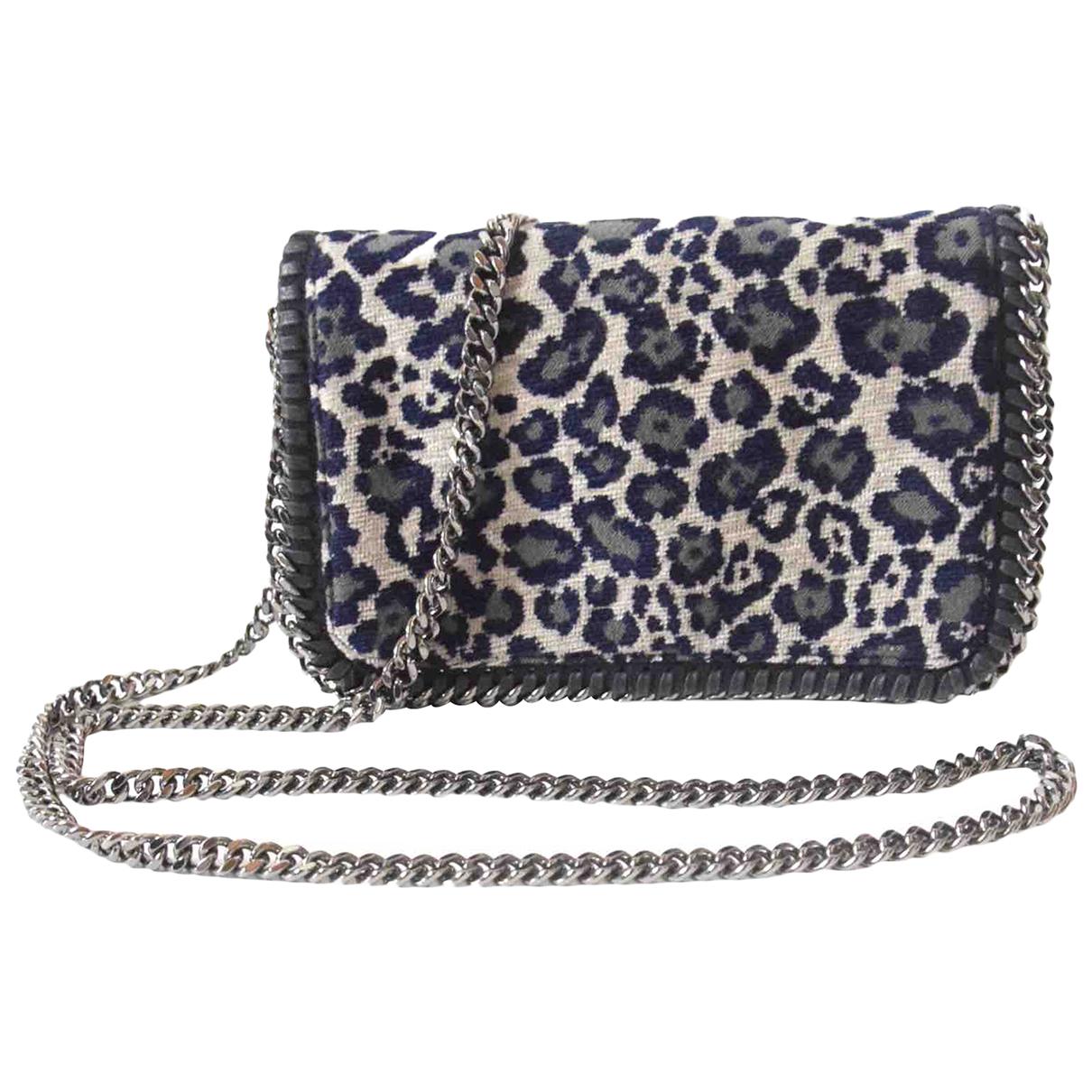 Stella Mccartney Falabella Handtasche in Samt