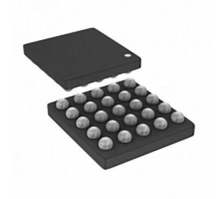 STMicroelectronics STM32F031E6Y6TR, 32bit ARM Cortex M0 Microcontroller, STM32, 48MHz, 32 kB Flash, 25-Pin WLCSP (5000)