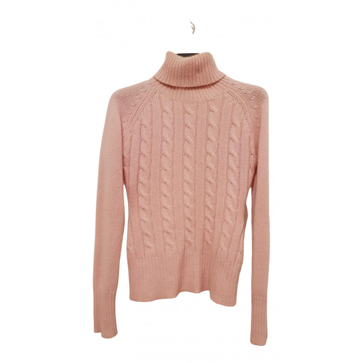 Matthew Williamson N Pink Cashmere Knitwear for Women 8 US