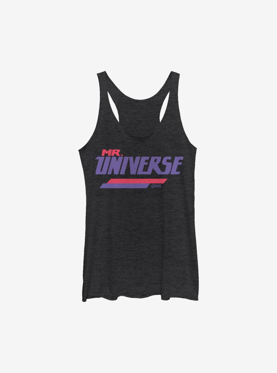 Steven Universe Mr. Universe Womens Tank Top