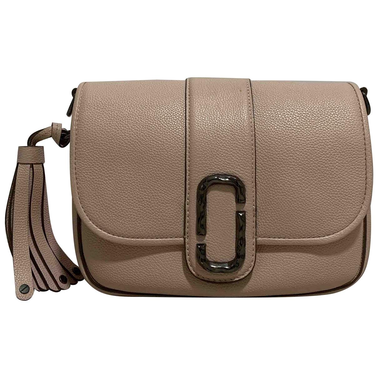 Marc Jacobs \N Pink Leather handbag for Women \N
