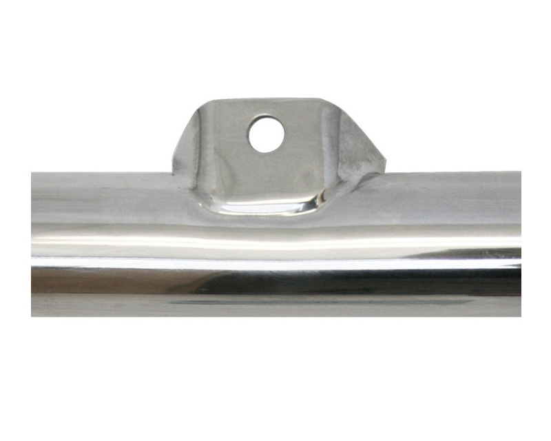 Westin Automotive 37-02310 Off-Road Light Bar Stainless Steel Chevrolet Silverado 2500HD 07-10