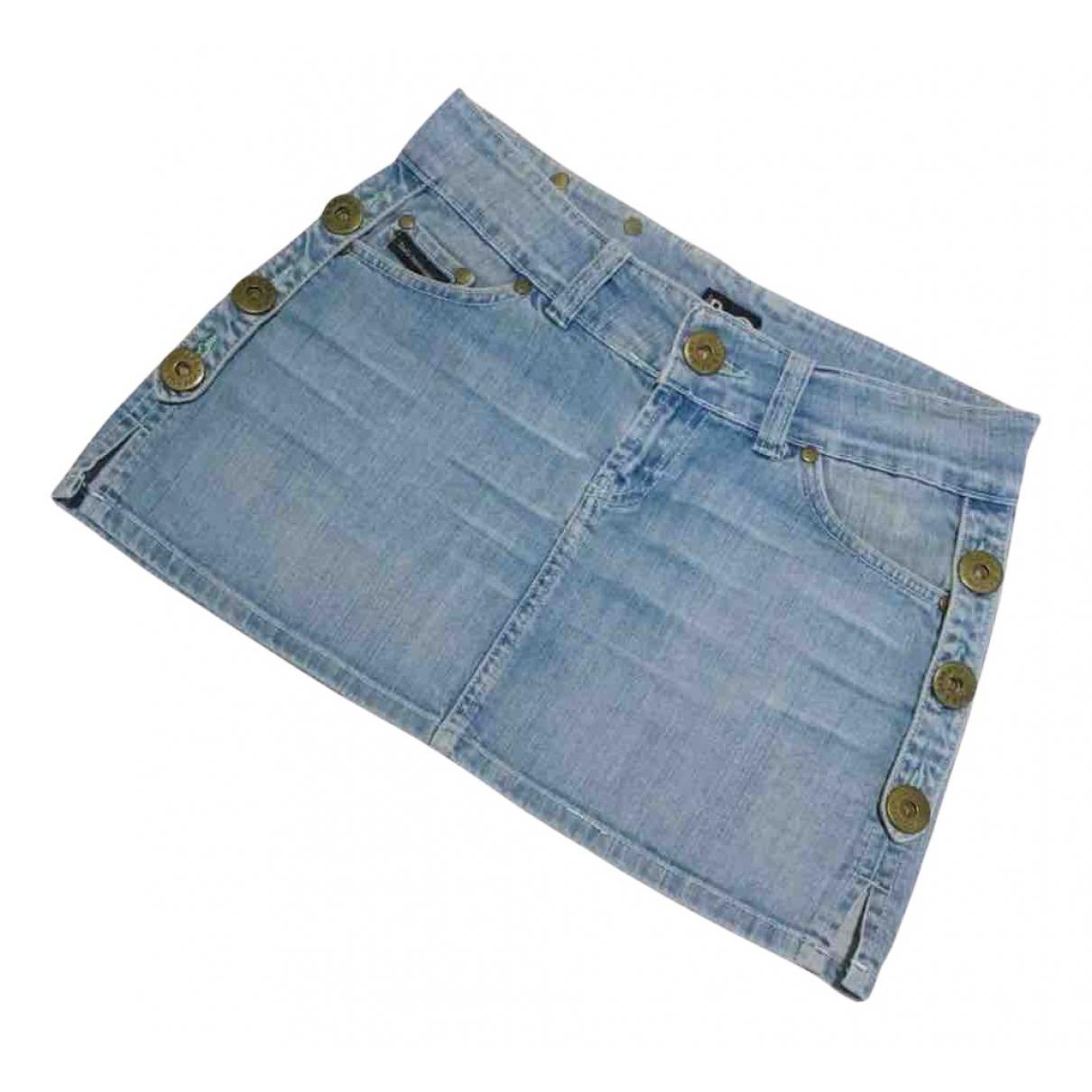 D&g N Blue Denim - Jeans skirt for Women M International