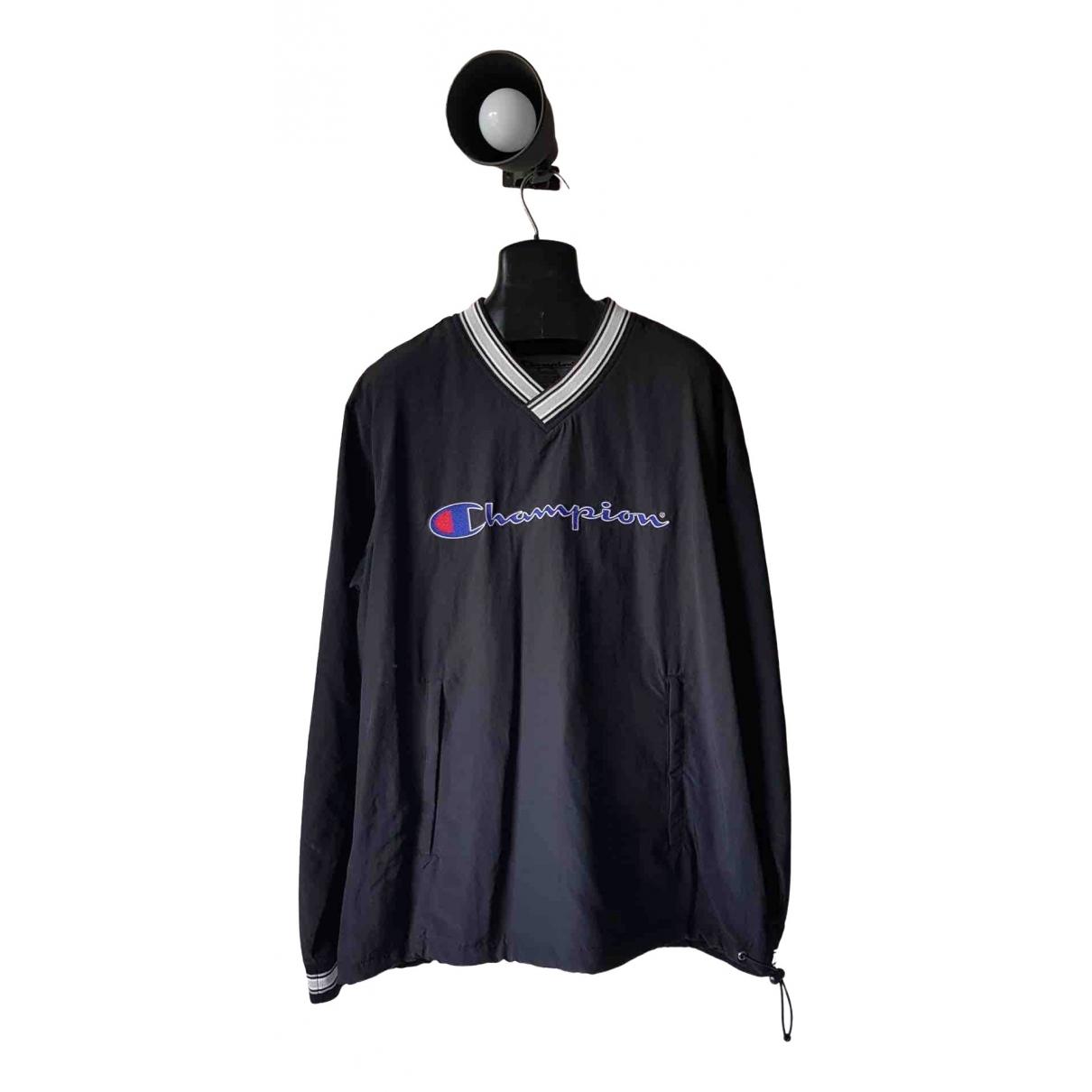 Supreme X Champion \N Blue jacket  for Men XL International
