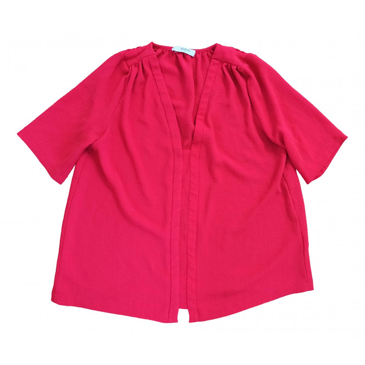 Ba&sh - Top   pour femme - rouge