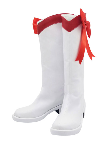 Milanoo Magical Girl Ore Saki Uno Sakuyo Mikage Halloween Cosplay Shoes