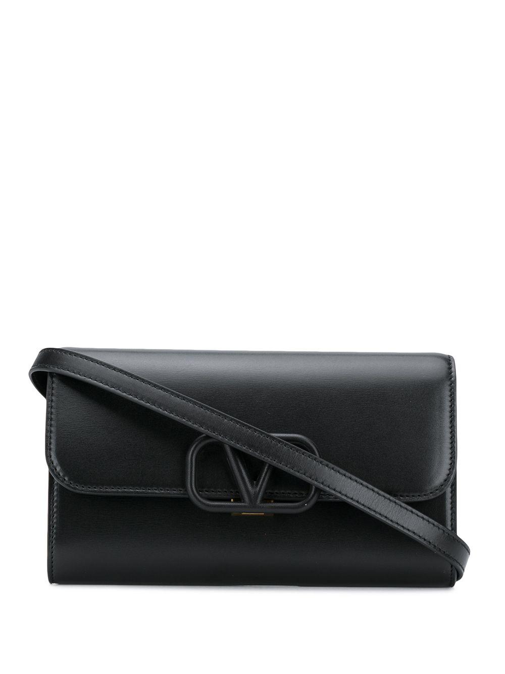 Vsling Leather Shoulder Bag