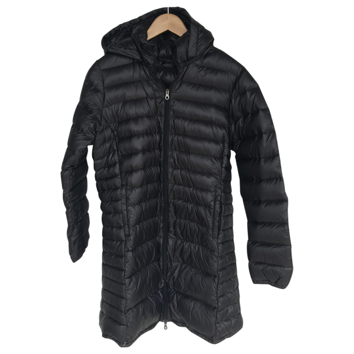 Duvetica \N Black coat for Women 48 IT