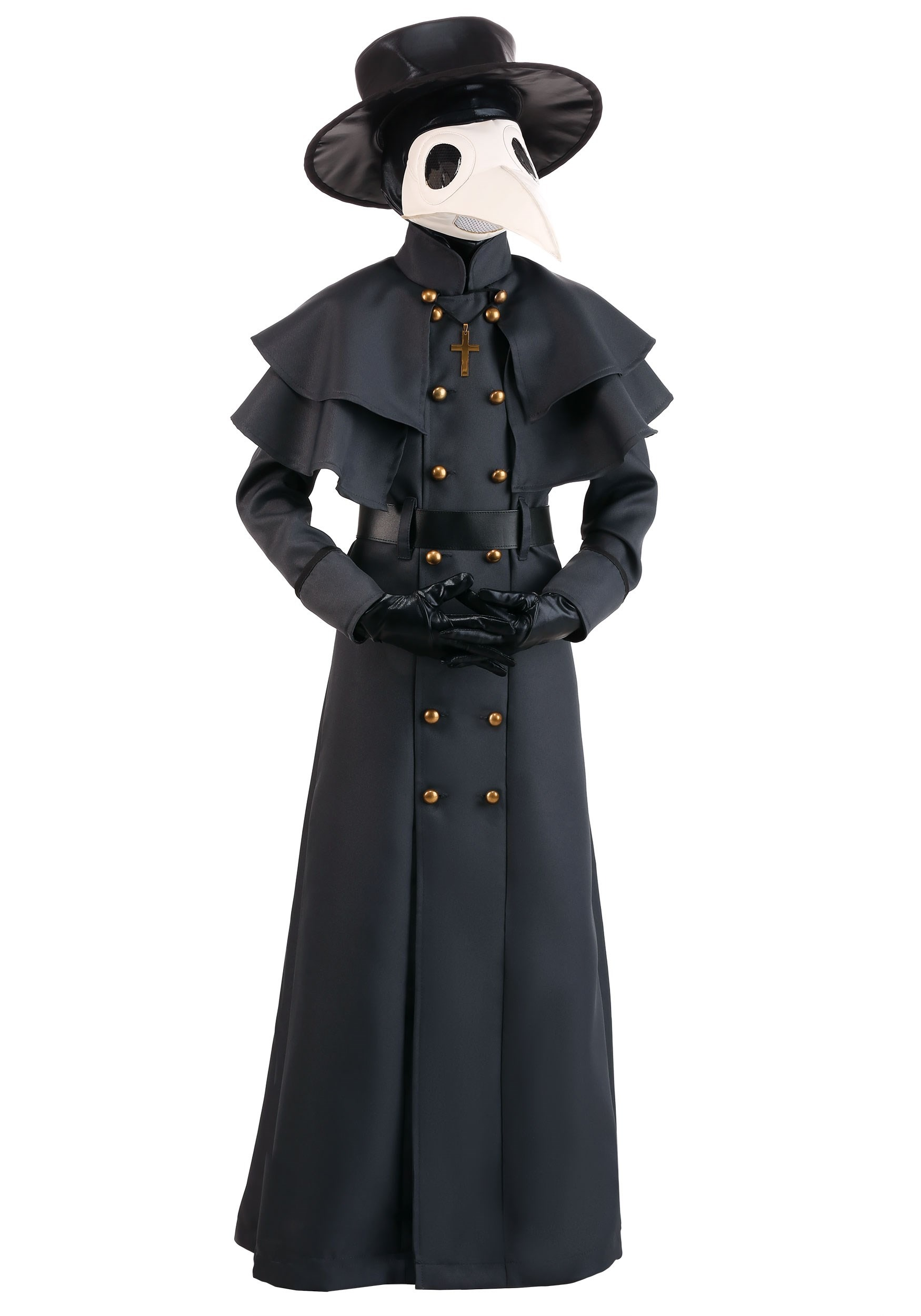 Classic Plague Doctor Costume for Kids