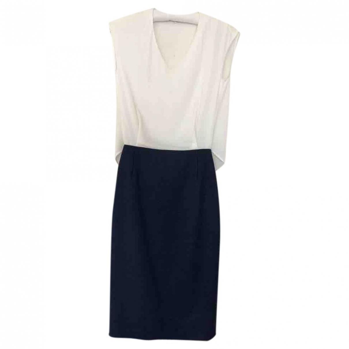Sandro \N Multicolour Silk dress for Women 1 0-5