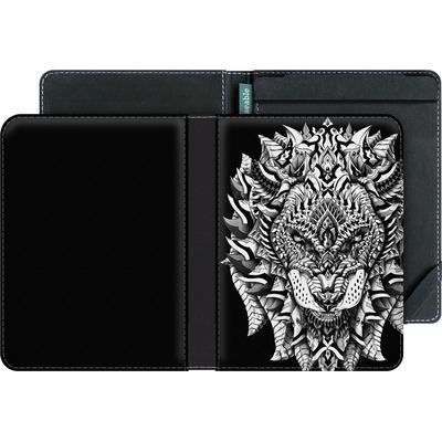 tolino vision eBook Reader Huelle - Ornate Lion von BIOWORKZ