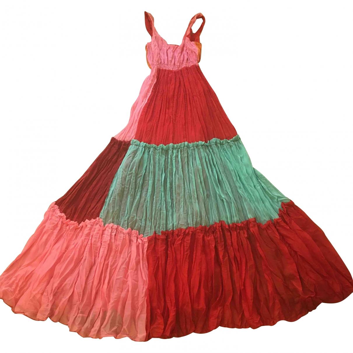 Non Signé / Unsigned \N Multicolour dress for Women 38 FR