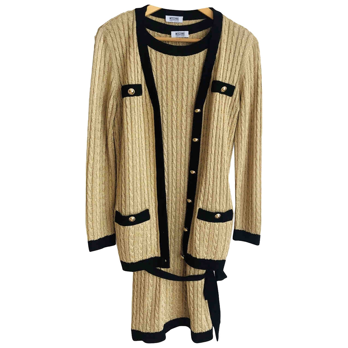Moschino Cheap And Chic \N Multicolour Knitwear for Women 38 FR
