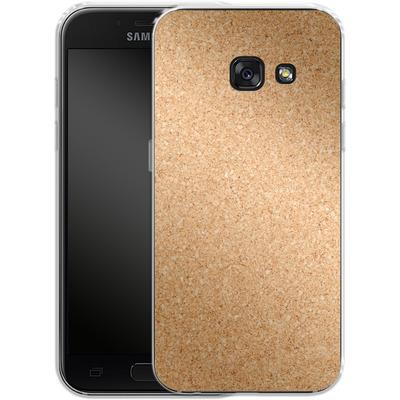 Samsung Galaxy A3 (2017) Silikon Handyhuelle - Cork von caseable Designs