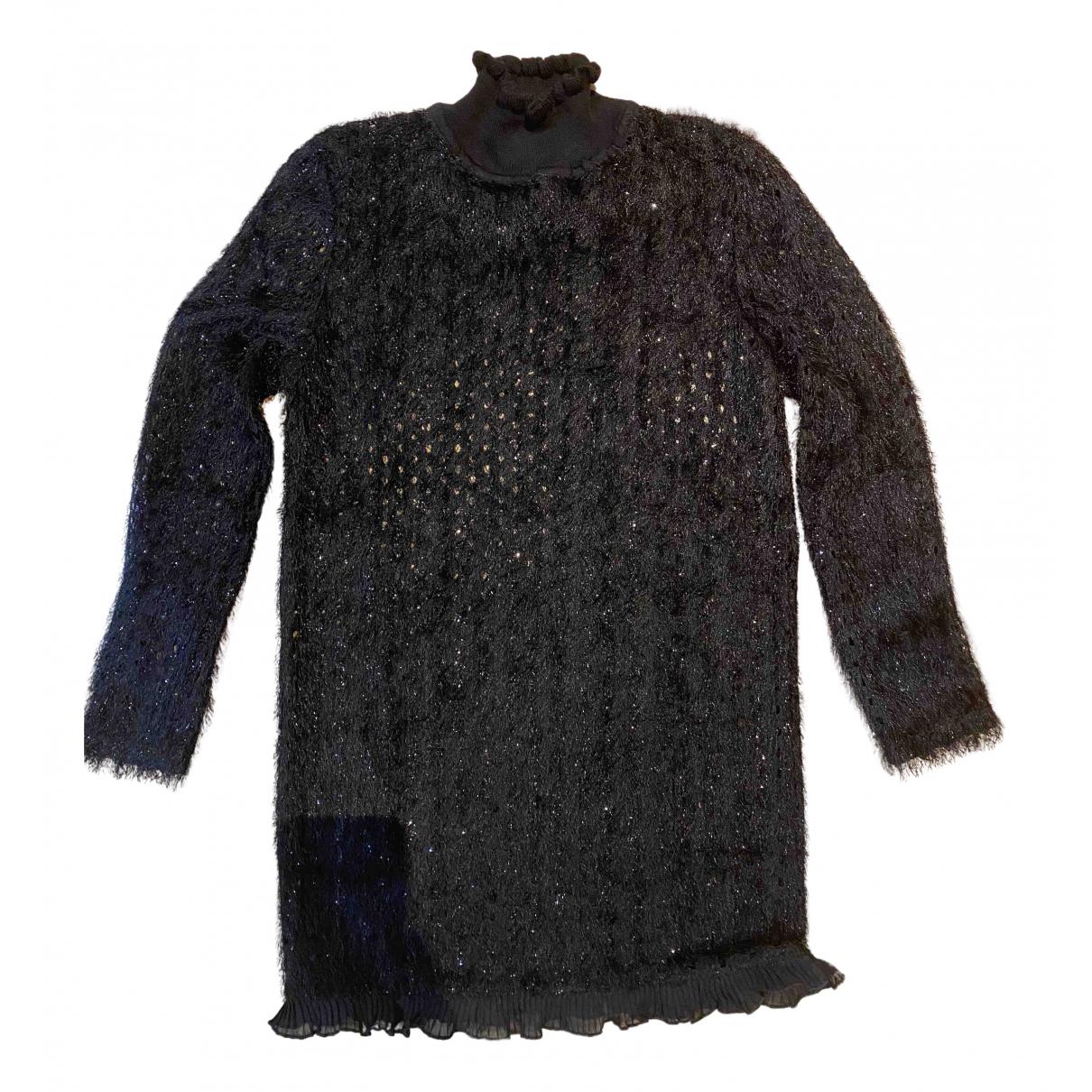 Carven - Robe   pour femme - noir
