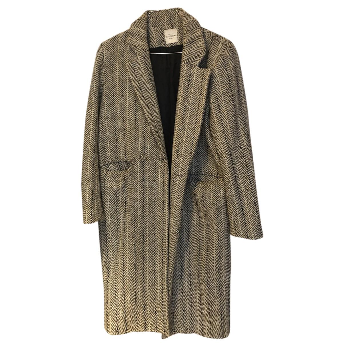 Roseanna N Multicolour Wool coat for Women 38 FR