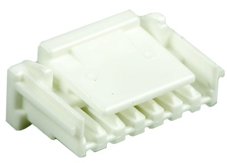 JST , ZER Female Connector Housing, 1.5mm Pitch, 7 Way, 1 Row (10)