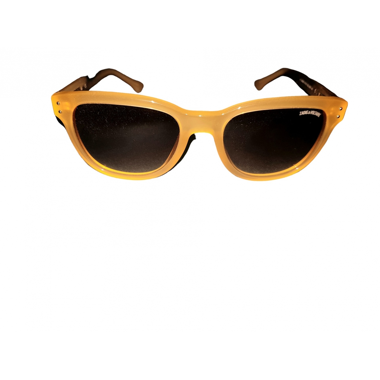 Zadig & Voltaire \N Yellow Sunglasses for Women \N