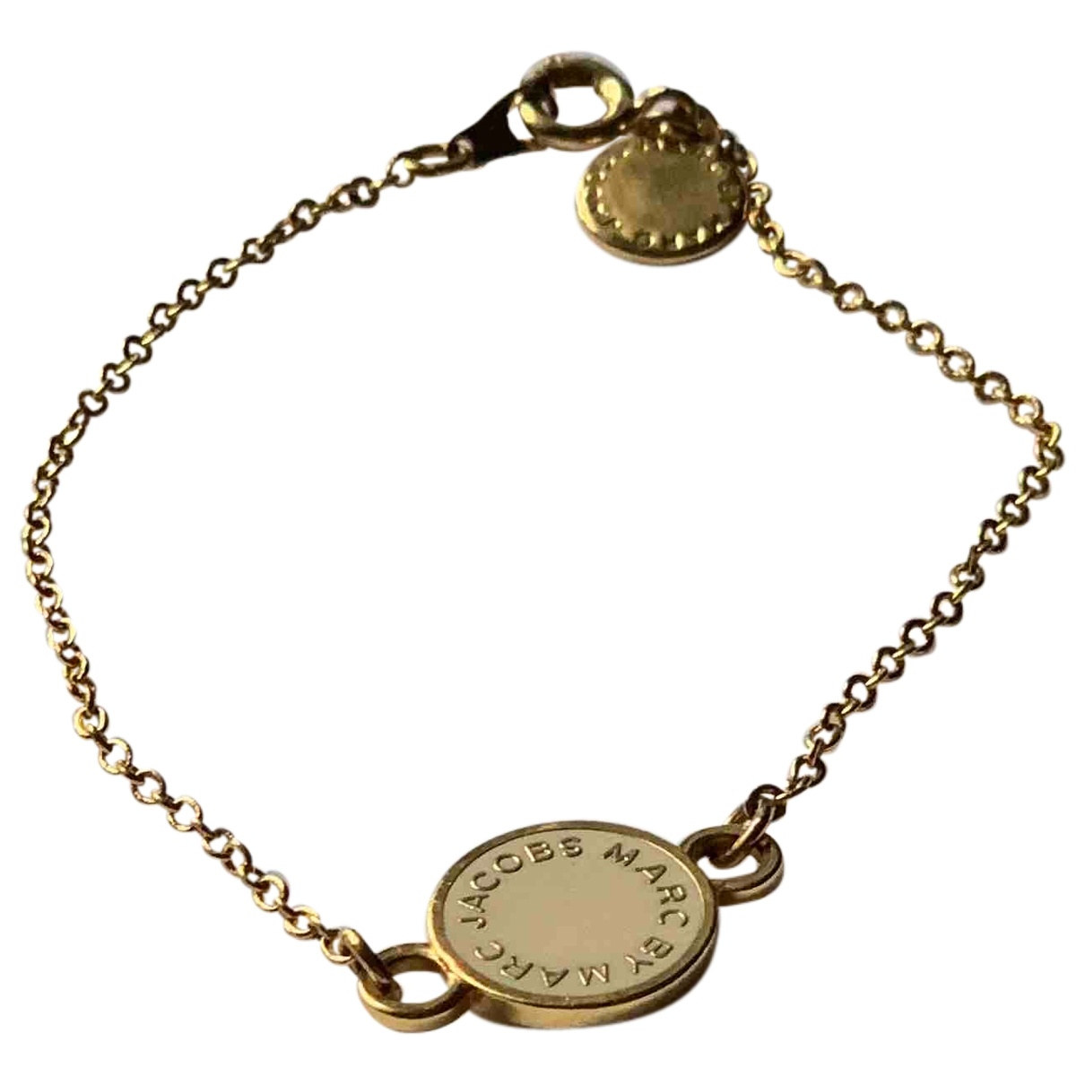 Marc By Marc Jacobs - Bracelet   pour femme en argent - dore
