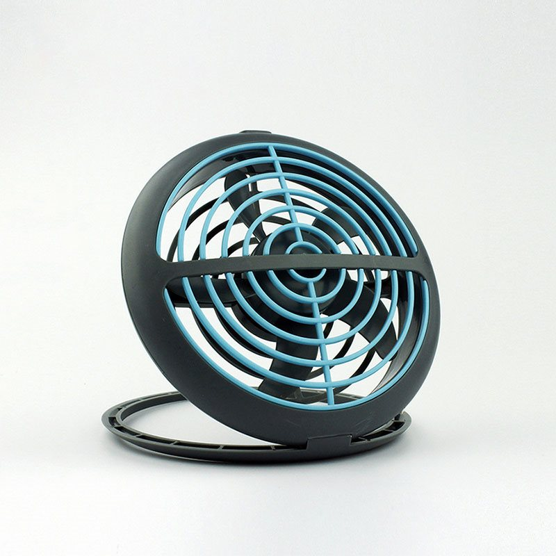 Small USB Mini Personal Portable Cooling Desk Fan for Office House Dorm