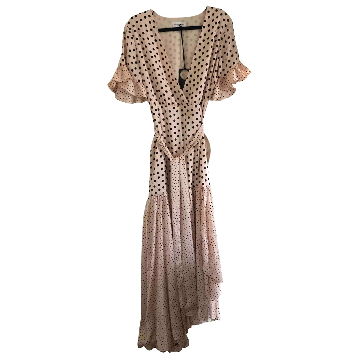 Non Signé / Unsigned \N Pink dress for Women 10 UK