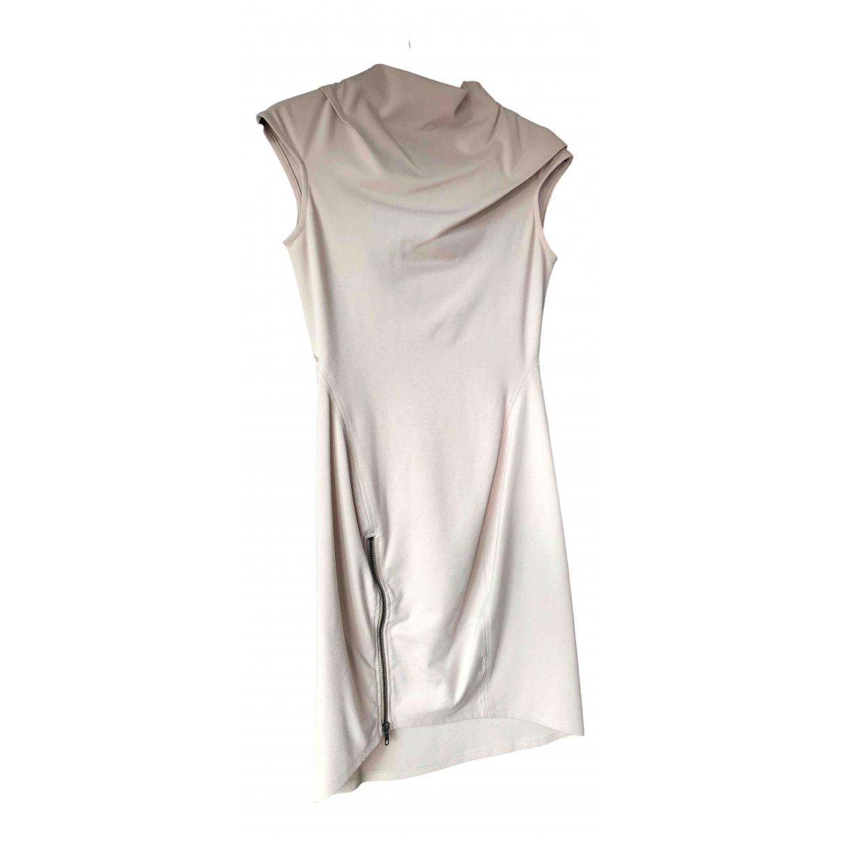 Walter Baker - Robe   pour femme en coton - ecru