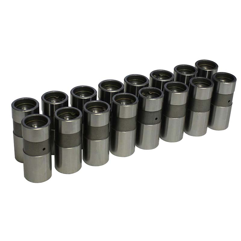 Mechanical Flat Tappet Direct Lube Extreme Duty Lifters; Ford 221-302, 351W, 351C, 351M, 429-460 Howards Cams 91218 91218