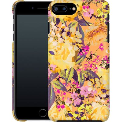 Apple iPhone 7 Plus Smartphone Huelle - Symmetric Spring von Zala Farah