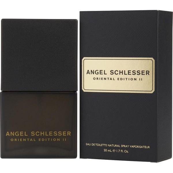 Oriental Edition Ii - Angel Schlesser Eau de toilette en espray 50 ml