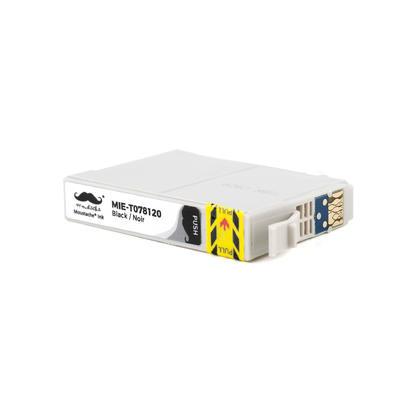 Compatible Epson 78 T078120 cartouche d'encre noire - Moustache@ - 4/paquet