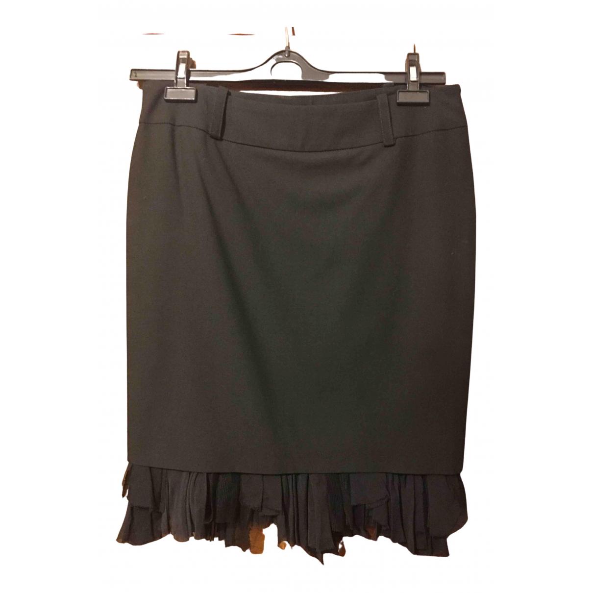 Pinko N Black skirt for Women 42 IT