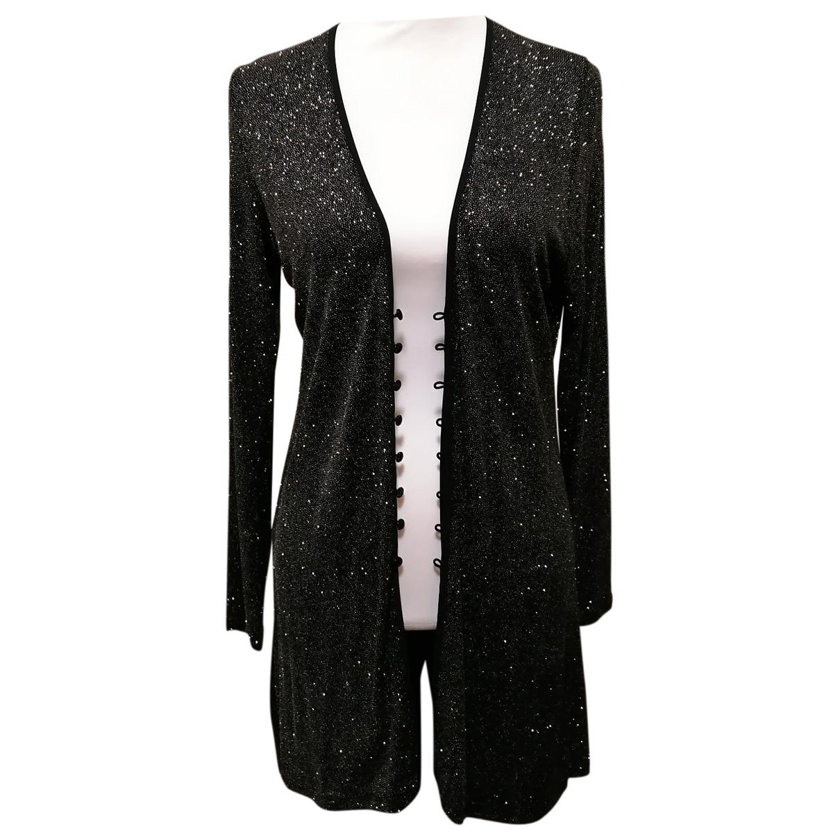 Non Signé / Unsigned \N Black Knitwear for Women L International