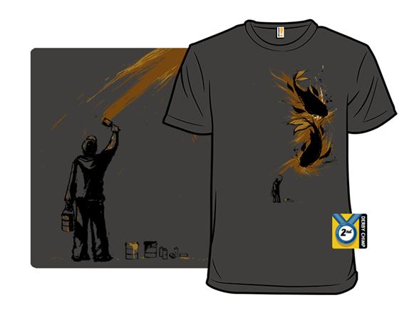Urban Painter T Shirt