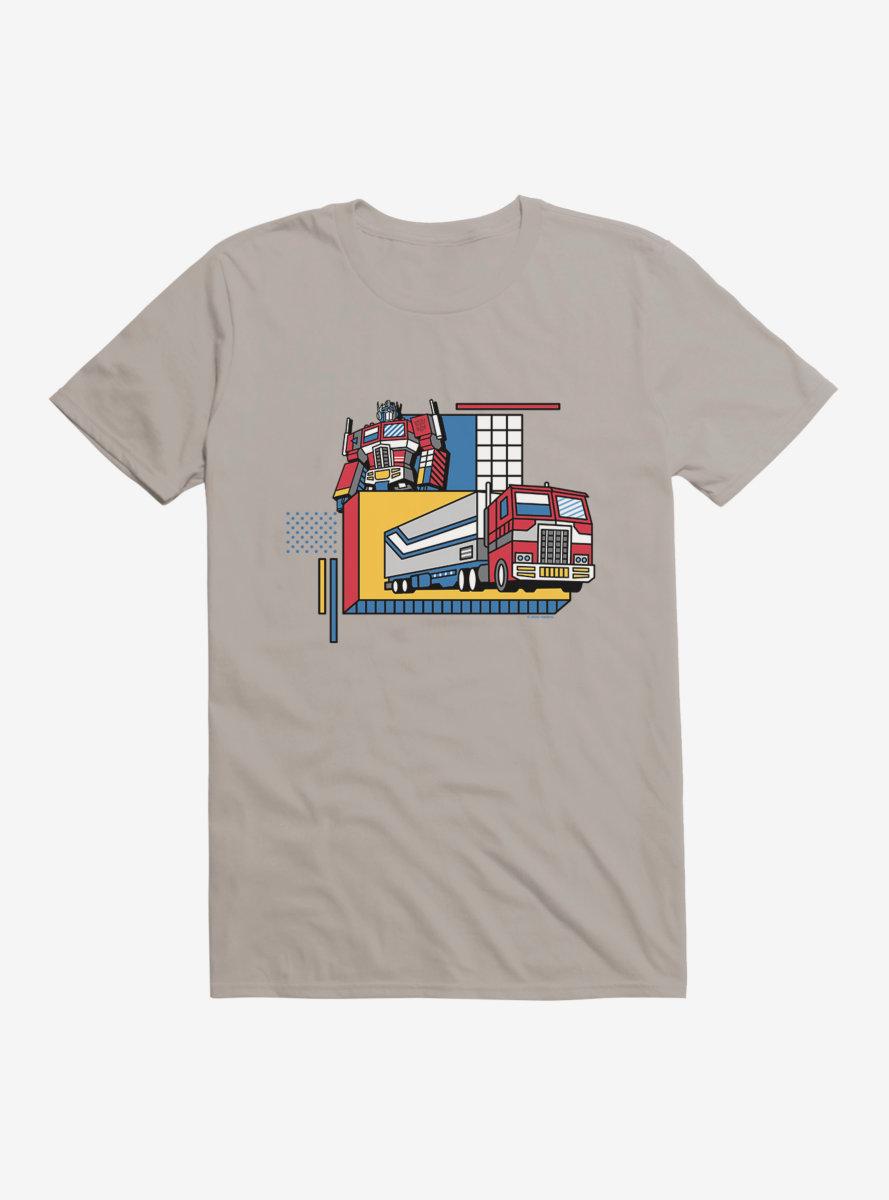 Transformers Optimus Retro T-Shirt